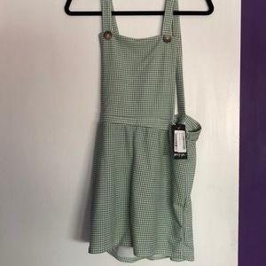 NWT Nasty Gal overall romper